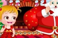Bébé Hazel Noël