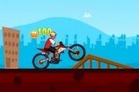 Cascades extrêmes à moto