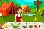 Cuisine au camping