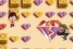 Diamants et pirates