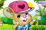 Hamster sportif