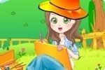 Jeune fille au dessin