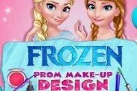 Maquillage Frozen