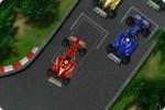 Parking de Formule 1