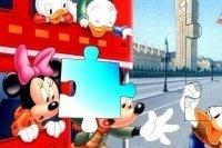 Puzzle Disney à Londres